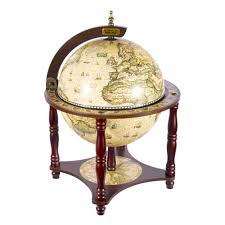 <b>Глобус</b>-<b>бар BRIGANT</b> 47221 <b>Сокровища древнего</b> мира ...