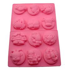 /<b>The Zodiac DIY Silicone</b> Cake Mould Pudding Jelly Mould Waffle ...
