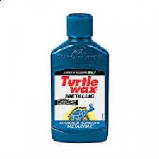 Отзывы о <b>Полироль</b> восковой <b>Turtle Wax</b> Metallic