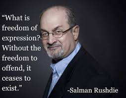 Folio Prize Academy member Salman Rushdie, in The 11 Best Quotes ...