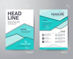 corporate brochure flyer design layout template in a size vector corporate brochure flyer design layout template in a4 size bleed vector eps10