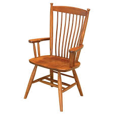 shaker dining chair amish