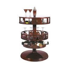 revolving bar from kindel furniture bar trunk furniture