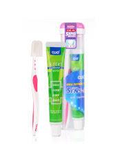 <b>Дорожный набор</b> зубная <b>щетка</b> + зубная паста PORTABLE ...