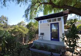 for the home worker the backyard is transformed into a seamless part of the work from home experience an integral element within the landscape backyard office shed home