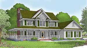 Amazing House Plan With Wrap Around Porch   House Plans With Wrap        Awesome House Plan With Wrap Around Porch   Country House Plans With Wrap Around Porches