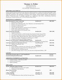 electrician resume nypd resume related for 9 electrician resume