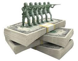 Resultado de imagen de gasto militar