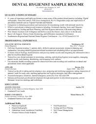 resume template  dental hygiene resume objective get hired rdh        resume template  dental hygienist sample resume with education and additional skills or professional experience as