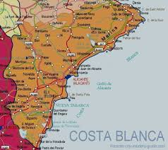 Image result for the costa blanca spain