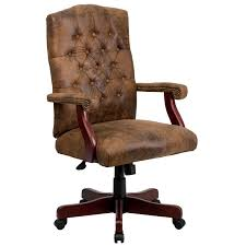brown leather executive office chair executive office chair brown brown leather office chairs