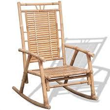 <b>Rocking Chairs</b> Home & Kitchen Anself <b>Bamboo Rocking Chair</b> ...