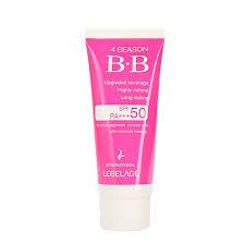 Lebelage солнцезащитный <b>ВВ</b>-<b>крем SPF50</b>/<b>PA+++</b>, 30 мл ...