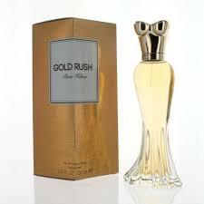 <b>Paris Hilton Gold Rush</b> Eau De Parfum Spray 3.4 Oz / 100 Ml for ...