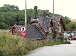 Peak Forest railway station