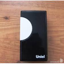 Отзывы о Беспроводной <b>дверной звонок Uniel</b> UDB-002W