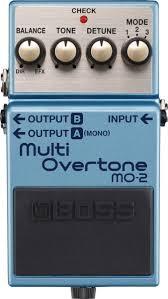 <b>Boss</b> MO-2 – гитарная <b>педаль эффектов</b>   ProSound