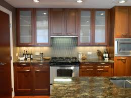 kitchen cabinets glass doors design style:  glass kitchen cabinets epic for your home interior design with glass kitchen cabinets home decoration ideas