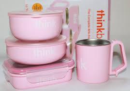Think, <b>Thinkbaby</b>. <b>Набор детской</b> посуды не содержащий ...