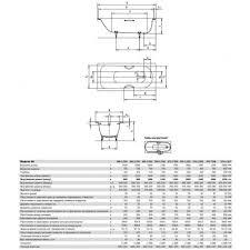 <b>Стальная ванна 150х70 см</b> Kaldewei Saniform Plus 361-1 Standard