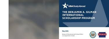 benjamin a  gilman international scholarship programgilman program evaluation