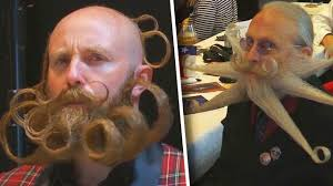 The World <b>Beard</b> and <b>Moustache</b> Championship Is a Thing - YouTube