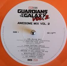 <b>ost</b>: <b>guardians of</b> the galaxy vol.2 (limited ed., coloured vinyl) (lp)