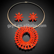Import Jewellery From China Italian Gold Earrings <b>Necklace Set</b> ...
