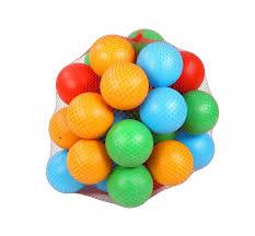<b>Orion Toys</b> Набор шариков для сухого <b>бассейна</b> 7 см 32 шт ...