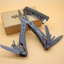 Pocket <b>Pliers</b> Multi Purpose <b>Camping Folding</b> Knife <b>Plier</b> MultiTools ...