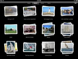 watercolors by jim oberst blog artist tip ipad and to the appropriate albums and all of those references appear on my ipad here is a screen shot of my ipad showing some of the reference photo albums i