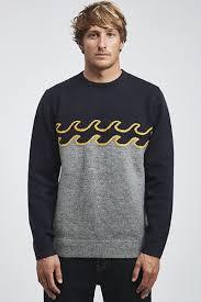 <b>Свитер Billabong Waves Sweater</b> Grey Heather