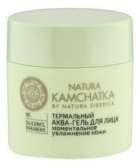 Термальный <b>аква</b>-<b>гель</b> для лица <b>Natura</b> Kamchatka 50мл <b>Natura</b> ...