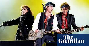 <b>Hollywood Vampires</b>: 'You've got to have ego to do what we do ...