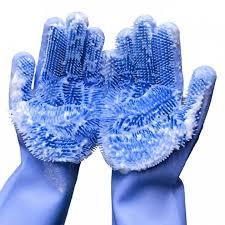ROZETKA | Многофункциональная силиконовая перчатка для ...