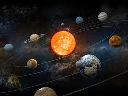 Afbeeldingsresultaat voor zonnestelsel