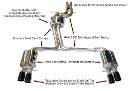 AWE Tuning <b>A4</b> 3.2L Touring <b>Edition</b> Performance Exhaust