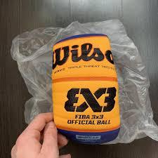<b>Мяч баскетбольный Wilson fiba 3x3</b> official ball – купить в Москве ...