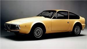 1969 Alfa Romeo Junior Z (Zagato) - Студии