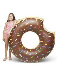 <b>Круг надувной</b> Chocolate Donut <b>BigMouth</b> 5013059 в интернет ...