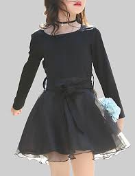 <b>Girls</b>' <b>Long Sleeves Dresses</b>(50)
