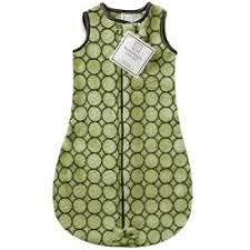 <b>Спальный мешок</b> детский <b>SwaddleDesigns</b> zzZipMe 12-18 М Lime ...