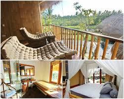 balinese style bedroom