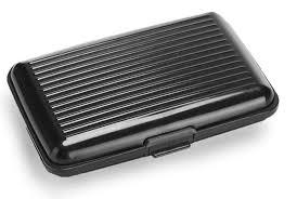 Алюминиевый <b>кошелек BRADEX</b>, черный <b>МУЛЬТИКАРД</b> TD 0195 ...