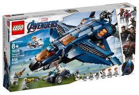 <b>Конструктор LEGO Marvel Super</b> Heroes 76126 ...