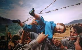 Αποτέλεσμα εικόνας για προσφυγας  Χριστος
