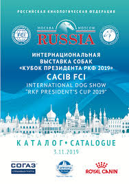 КУБОК ПРЕЗИДЕНТА РКФ-2019
