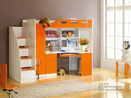 cool bunk bed with desk amazing loft bed desk
