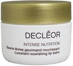 Decleor Intense Nutrition Luxuriant Nourishing Lip Balm, 0.28 ...