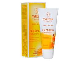 <b>Крем с</b> календулой <b>Weleda</b> для защиты кожи в области ...